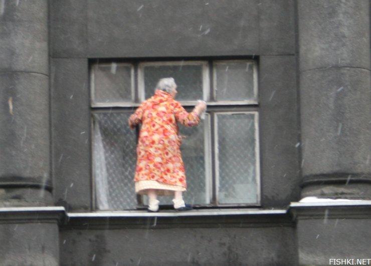 old lady, latvia 6