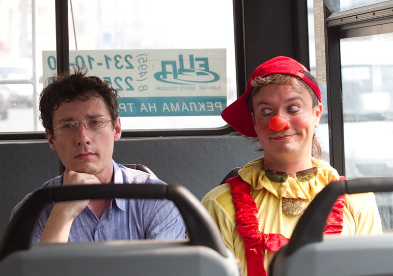 Clown in the City 2