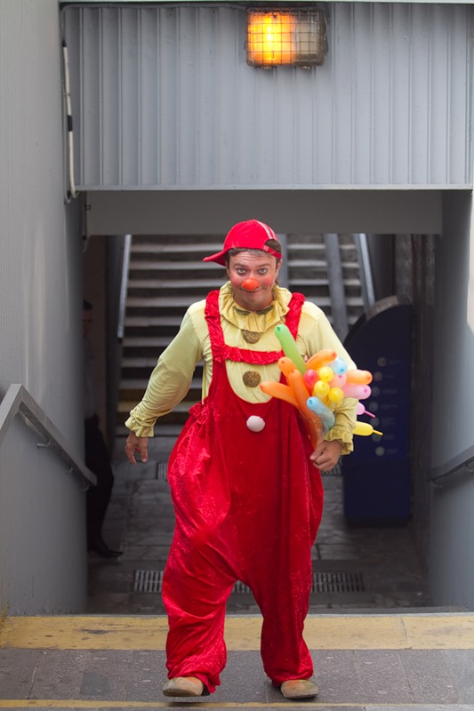 Clown in the City 7