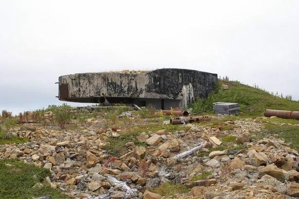 abandoned coastline canon in Russia 1