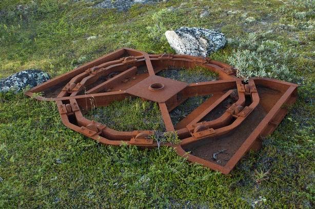 abandoned coastline canon in Russia 9