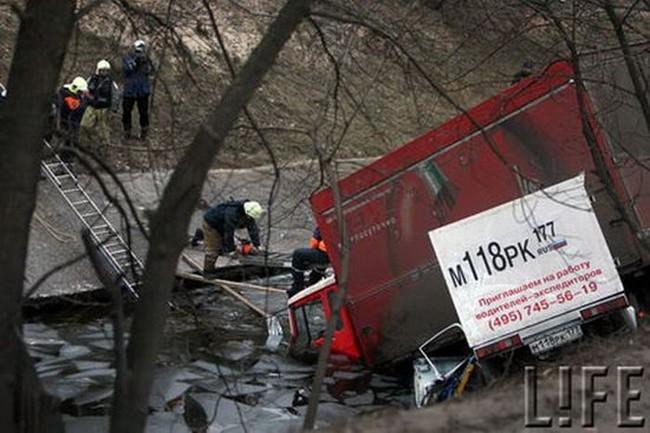 Russian coca-cola truck  1