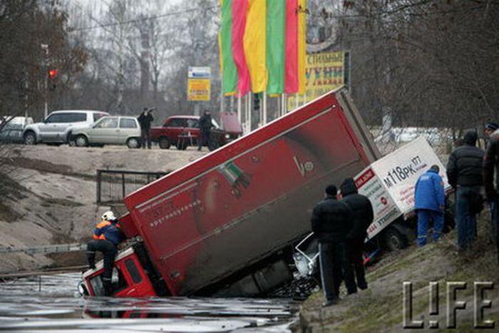Russian coca-cola truck  4