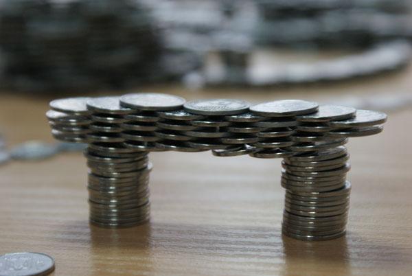 Russian coins in Ukraine 6