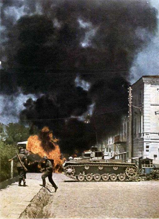 Colors of World War II 1