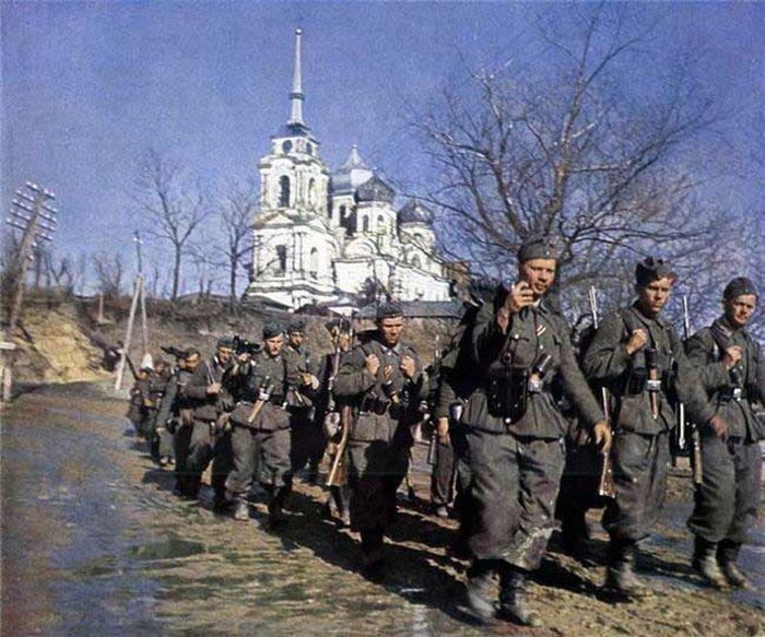 Colors of World War II 2