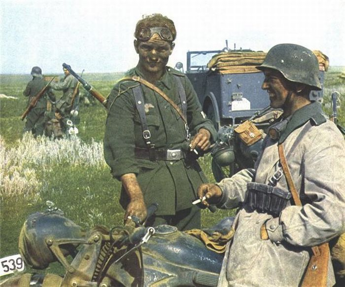 Colors of World War II 30