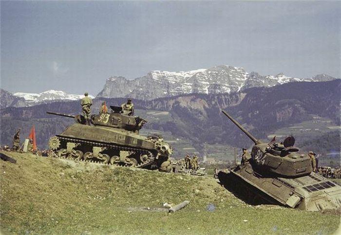 Colors of World War II 35