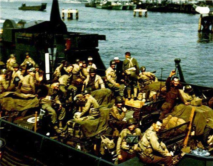 Colors of World War II 40