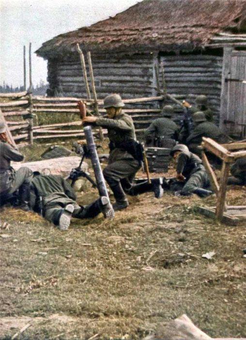 Colors of World War II 7