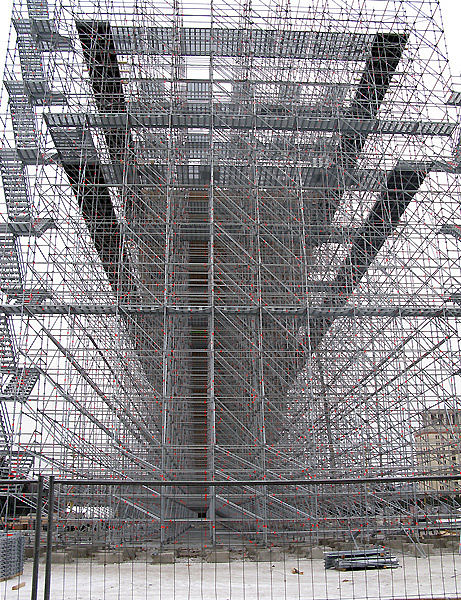 Building something near Moscow University in Russia 3