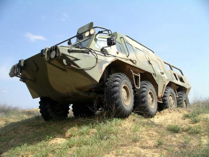 Russian military vehicle  2