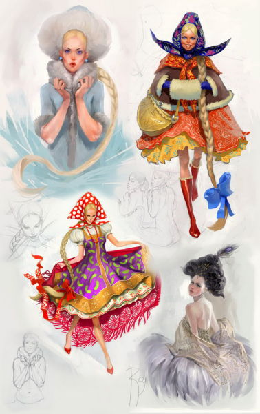 Cool Illustrations By Waldemar Kazak 11