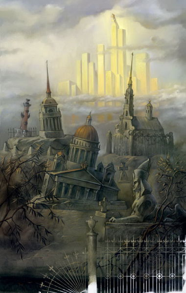 Cool Illustrations By Waldemar Kazak 18