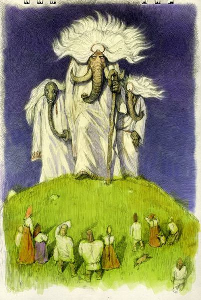 Cool Illustrations By Waldemar Kazak 24