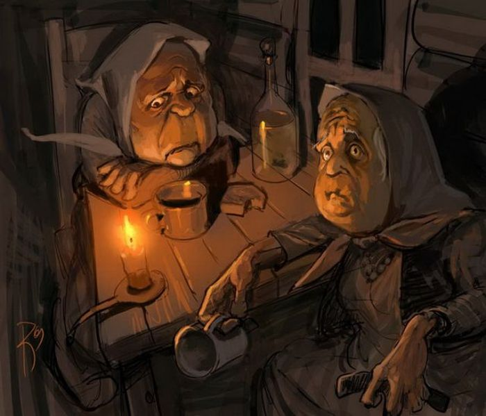 Cool Illustrations By Waldemar Kazak 26