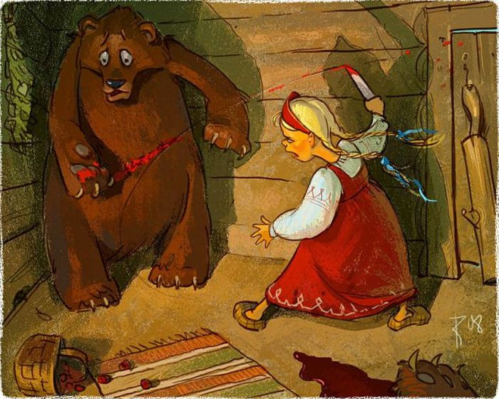 Cool Illustrations By Waldemar Kazak 29