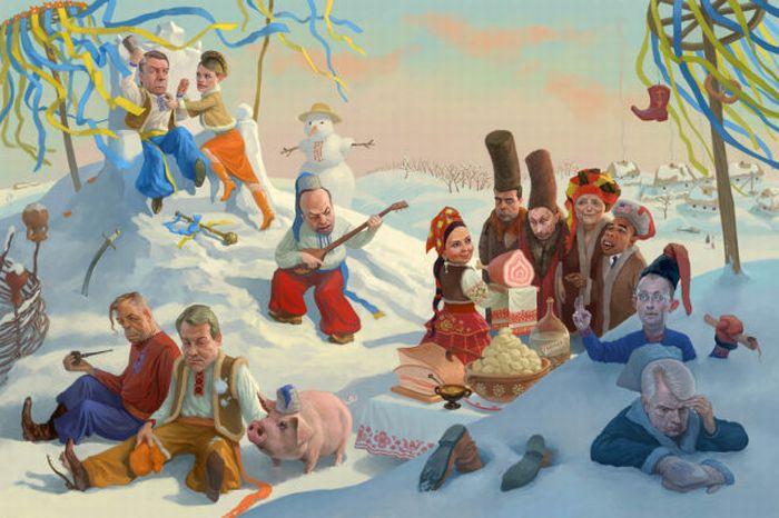Cool Illustrations By Waldemar Kazak 33
