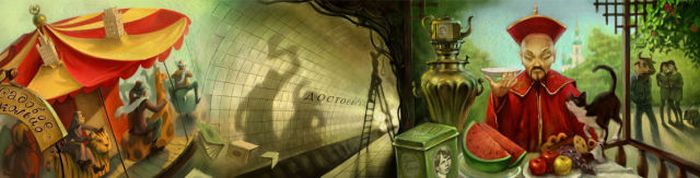 Cool Illustrations By Waldemar Kazak 35