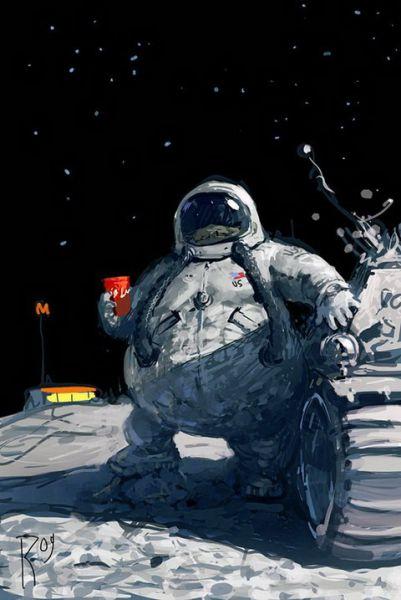 Cool Illustrations By Waldemar Kazak 9