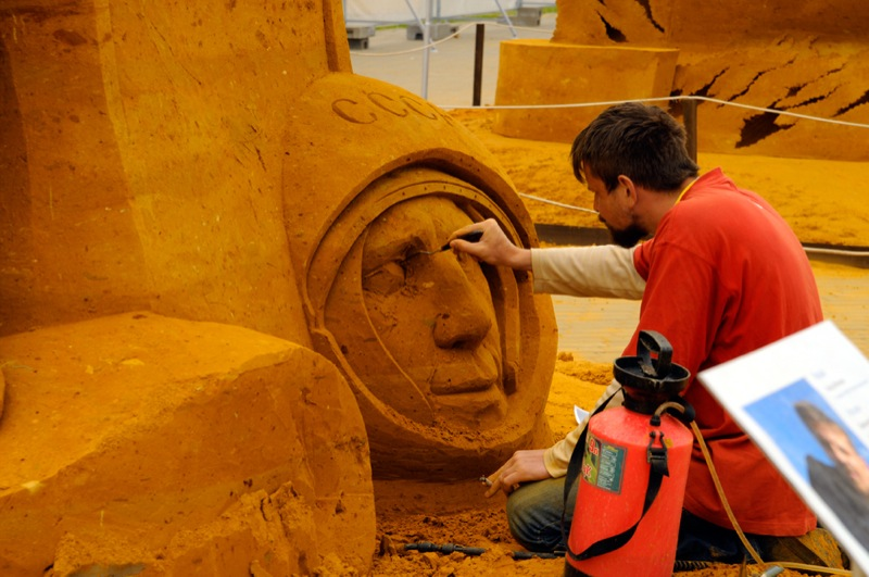 Russian Sand Sculptures 10