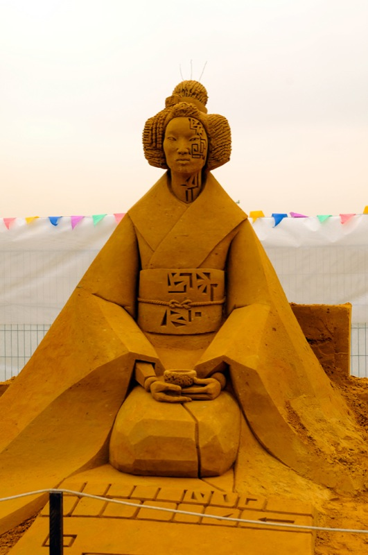 Russian Sand Sculptures 4