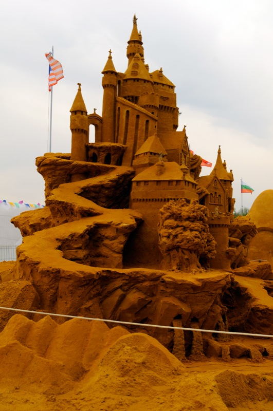 Russian Sand Sculptures 5