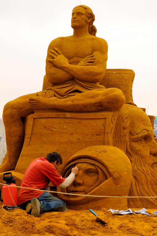 Russian Sand Sculptures 6
