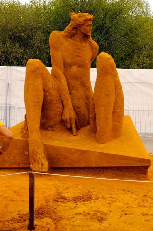 Russian Sand Sculptures 7
