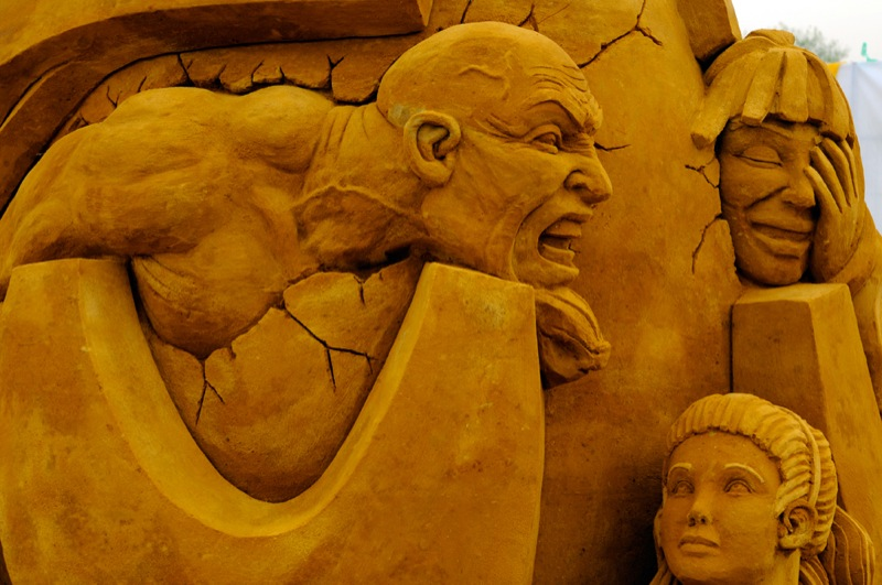 Russian Sand Sculptures 9