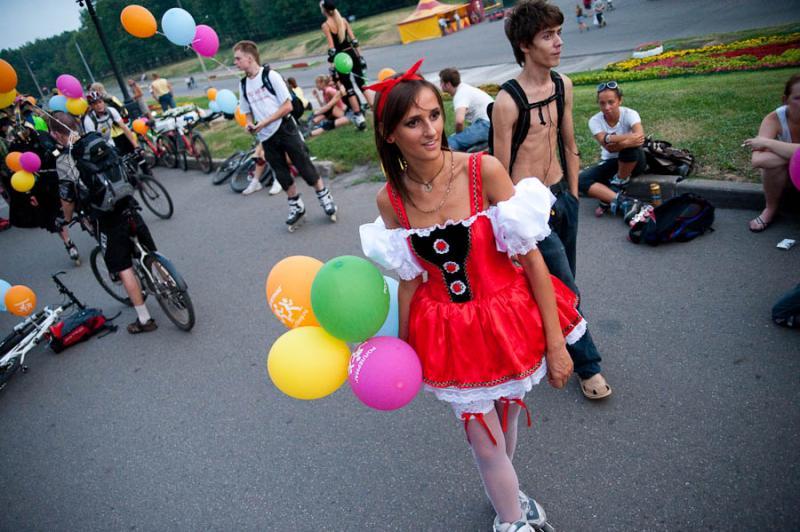 Costume Ride 6