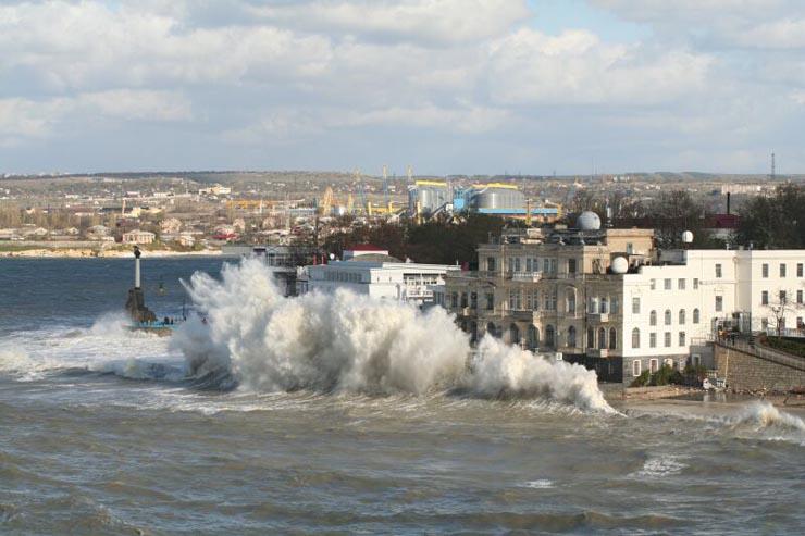storm in Crimea 1