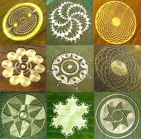Russian crop circles
