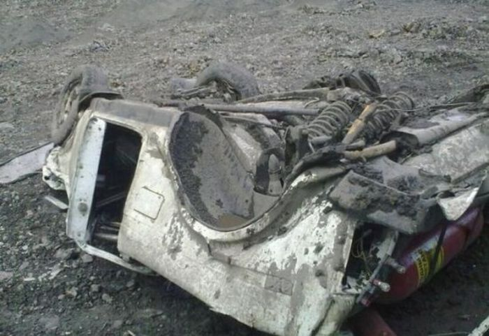 Cruel Accident in a Coal Mine 6