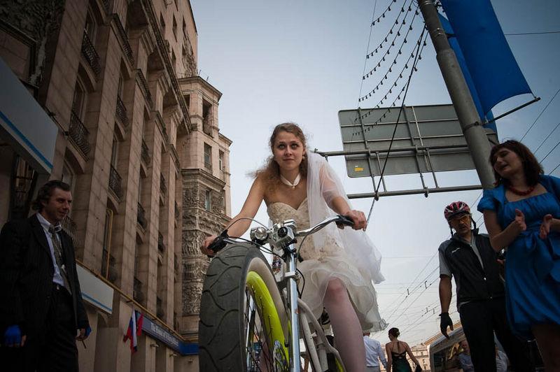Cycle Wedding