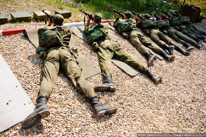 Daily Routine of Airborne Forces 1