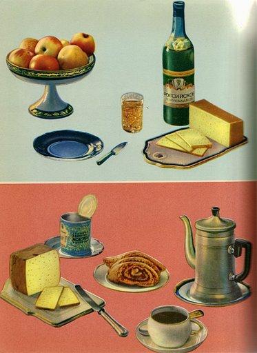 Dairy food propaganda in Soviet Russia 7