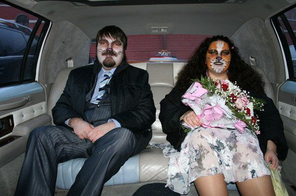 Darling Kitty! Another Unusual Wedding 12