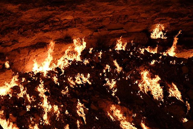 door to hell in Darvaz 6