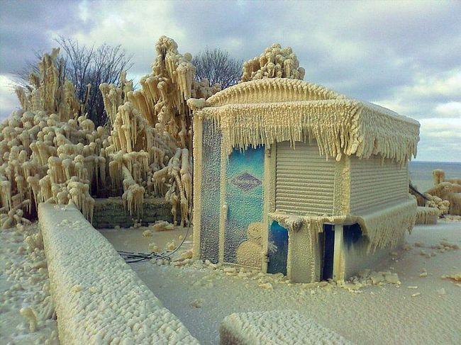 ice in Estonia 1