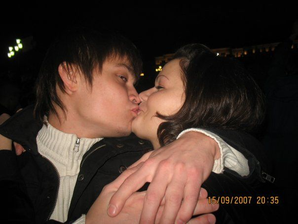 day of kisses in Moscow 6