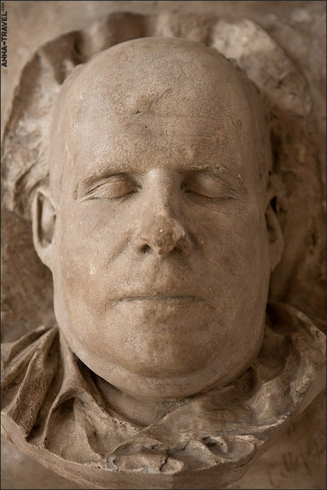 deathmasks of the famous soviet figures 9