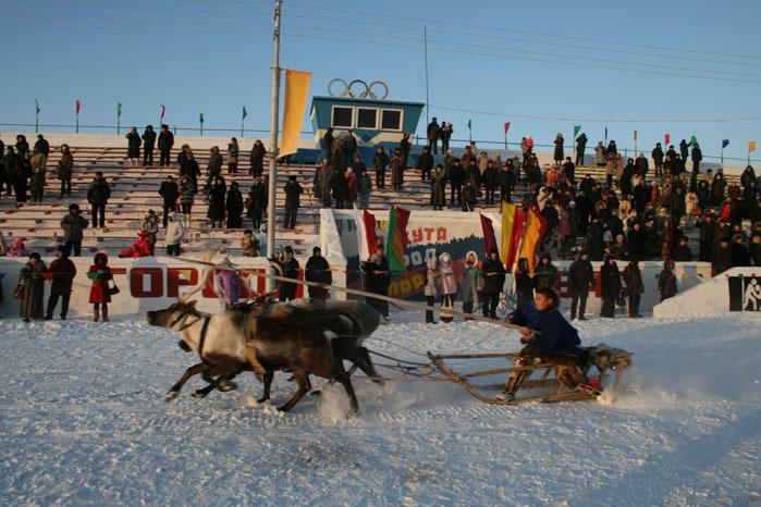 Russian deer racing 27