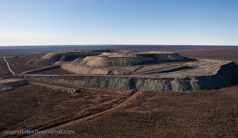 Russian diamond mine 2