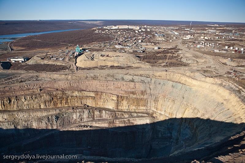 Russian diamond mine 33