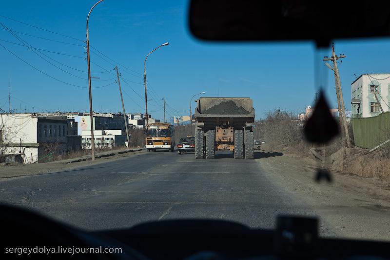Russian diamond mine 38