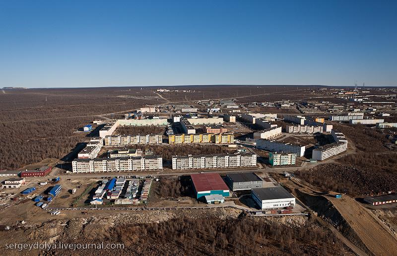 Russian diamond mine 40