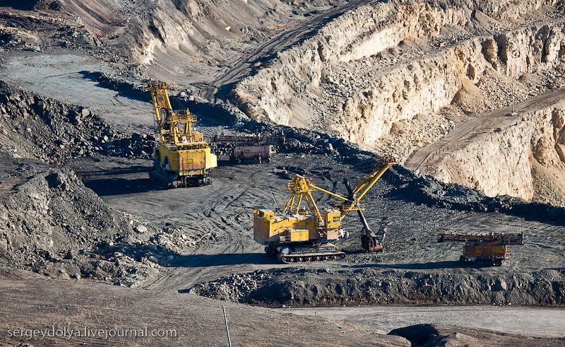 Russian diamond mine 46
