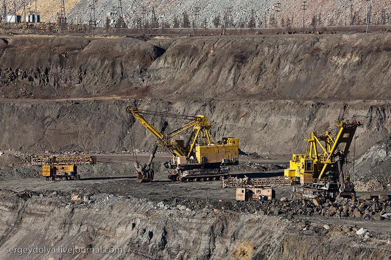 Russian diamond mine 47