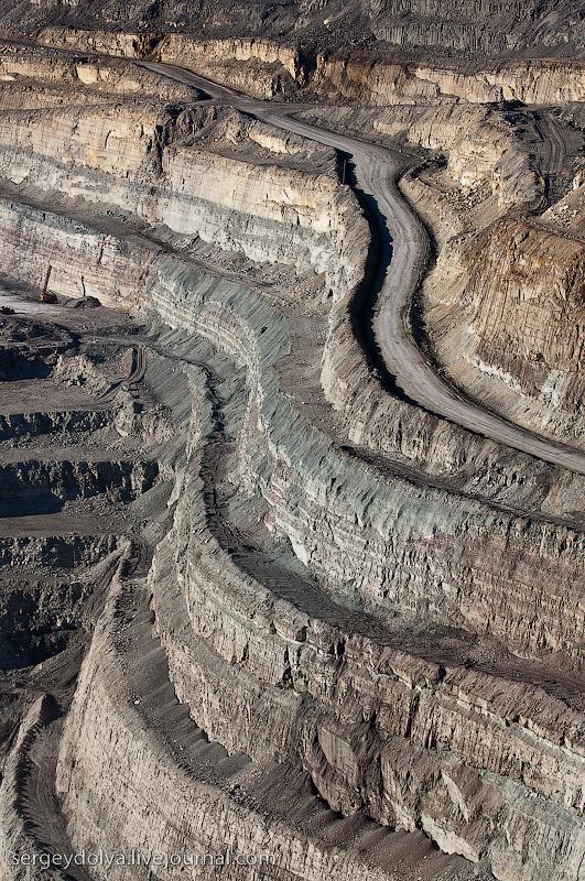 Russian diamond mine 49